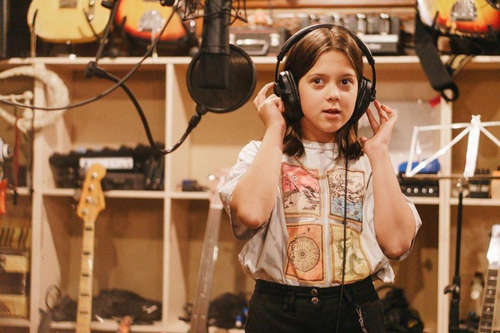 Сергей Бабкин записал совместную песню с дочкой