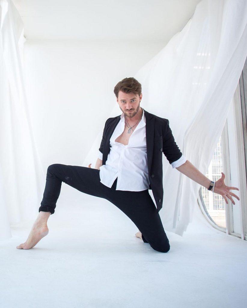 Дмитрий Дикусар рассказал, как его выгнали из «Танці з зірками»