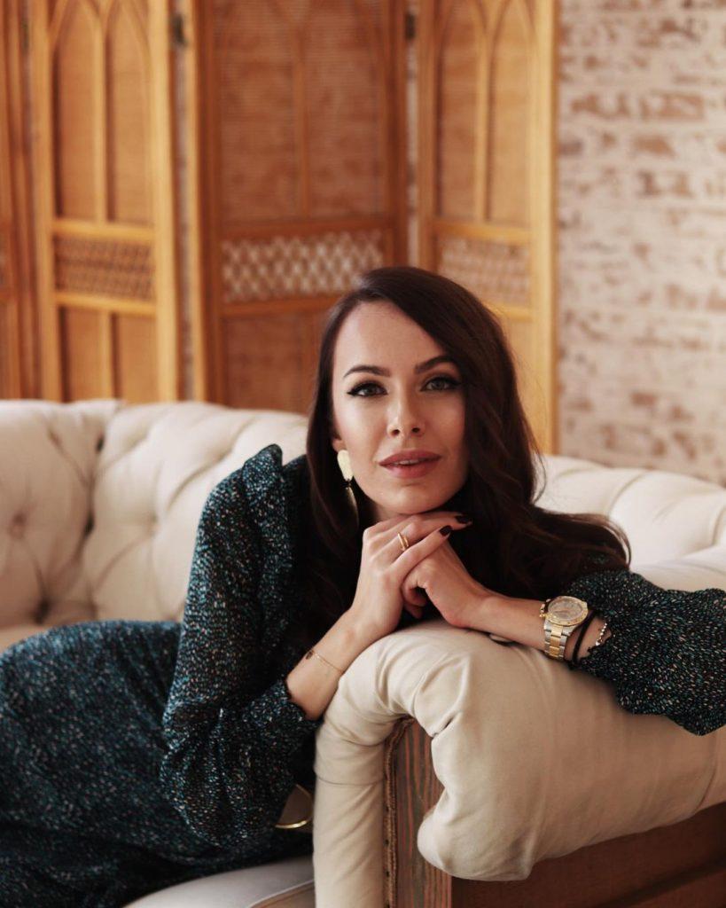 Кристина Горняк написала гневное послание хейтерам