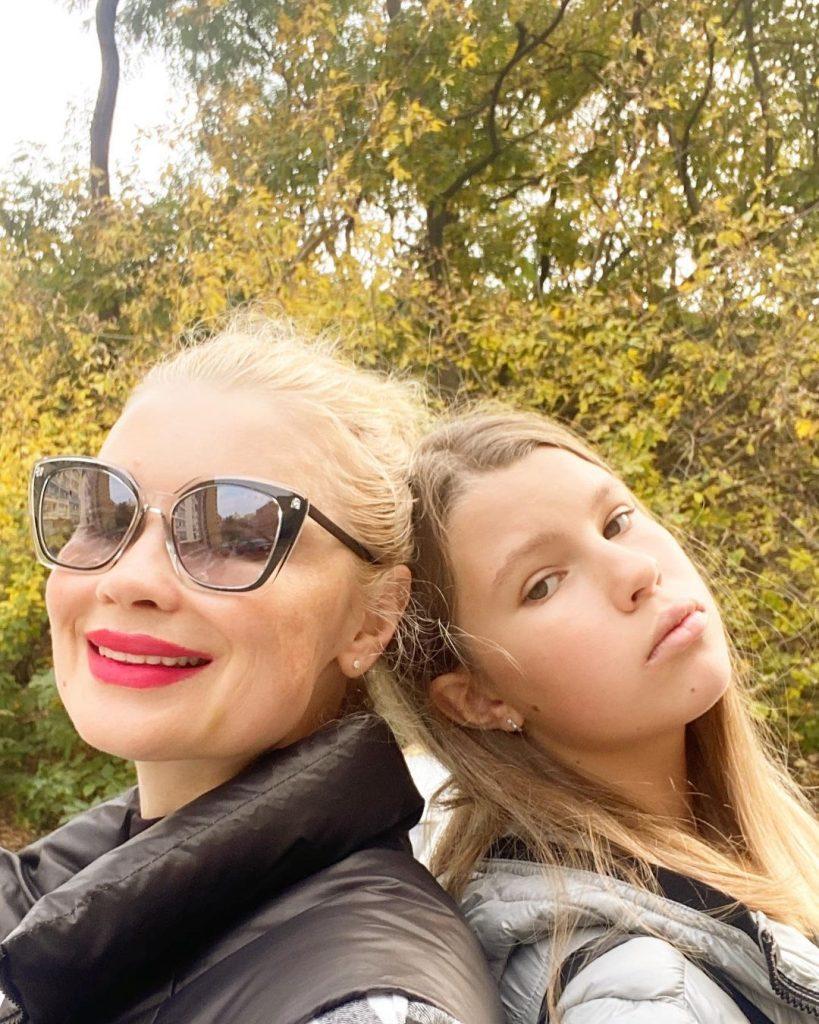 Лидия Таран опубликовала снимок с дочкой от Андрея Доманского