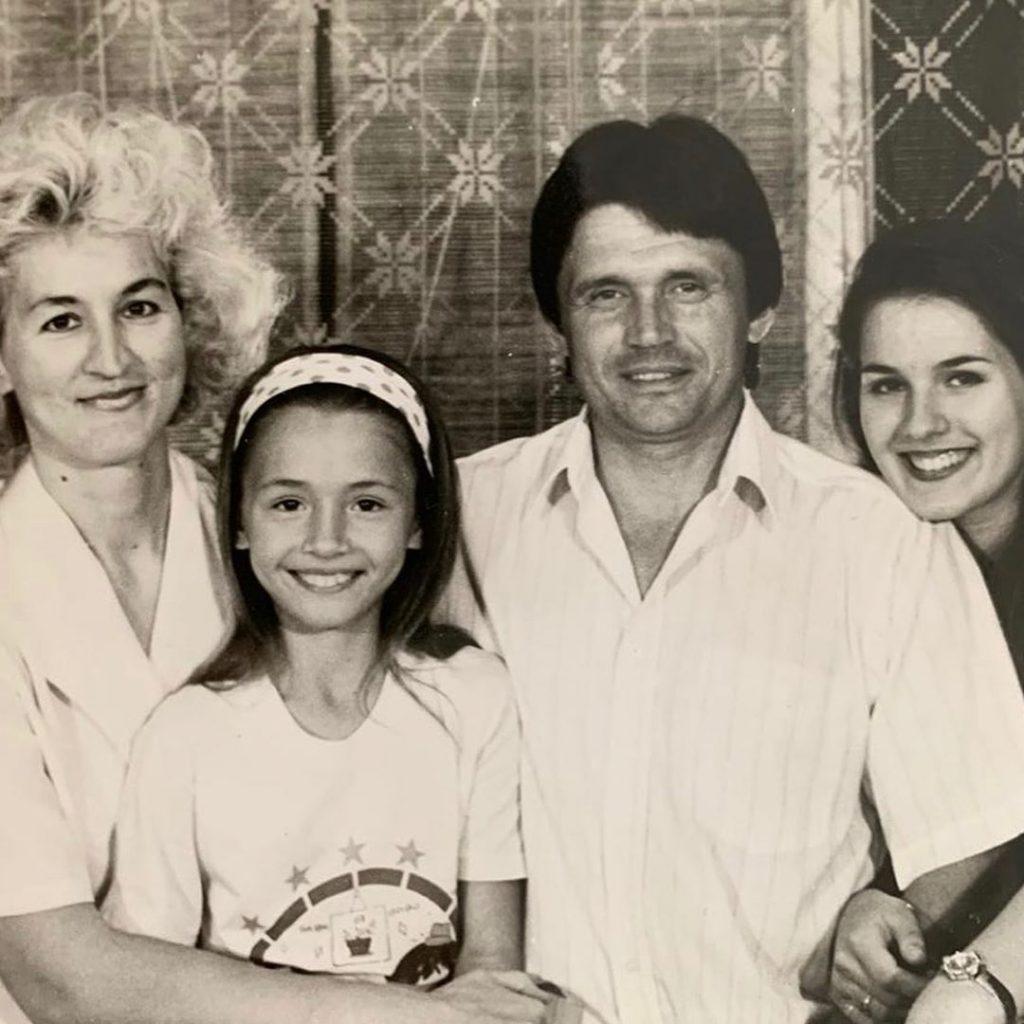 Маша Ефросинина впервые показала фотографии своего отца
