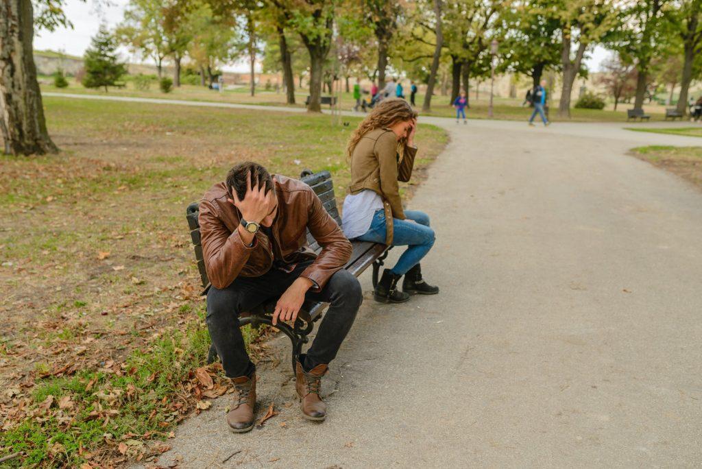 Специалисты доказали, что частые ссоры в паре вредят здоровью