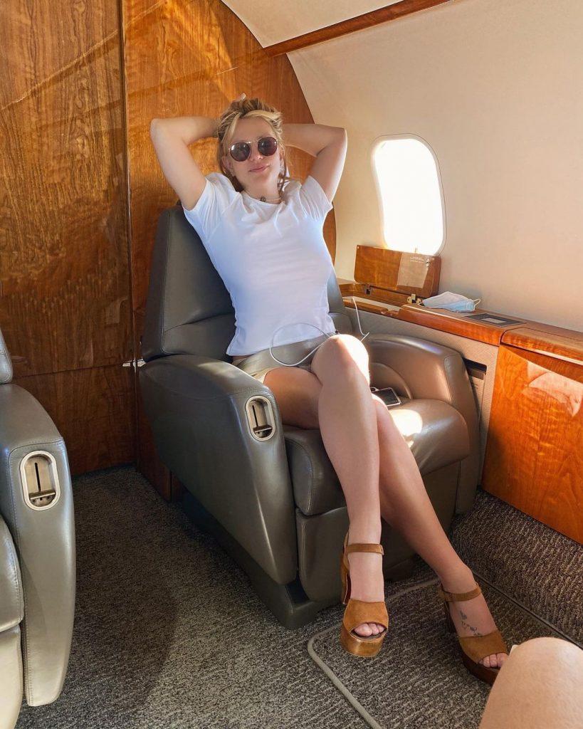 Бритни Спирс отправилась на Гавайи