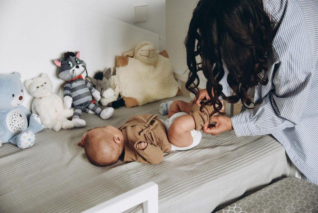 Джамала показала своих сыновей – старшего и младшего