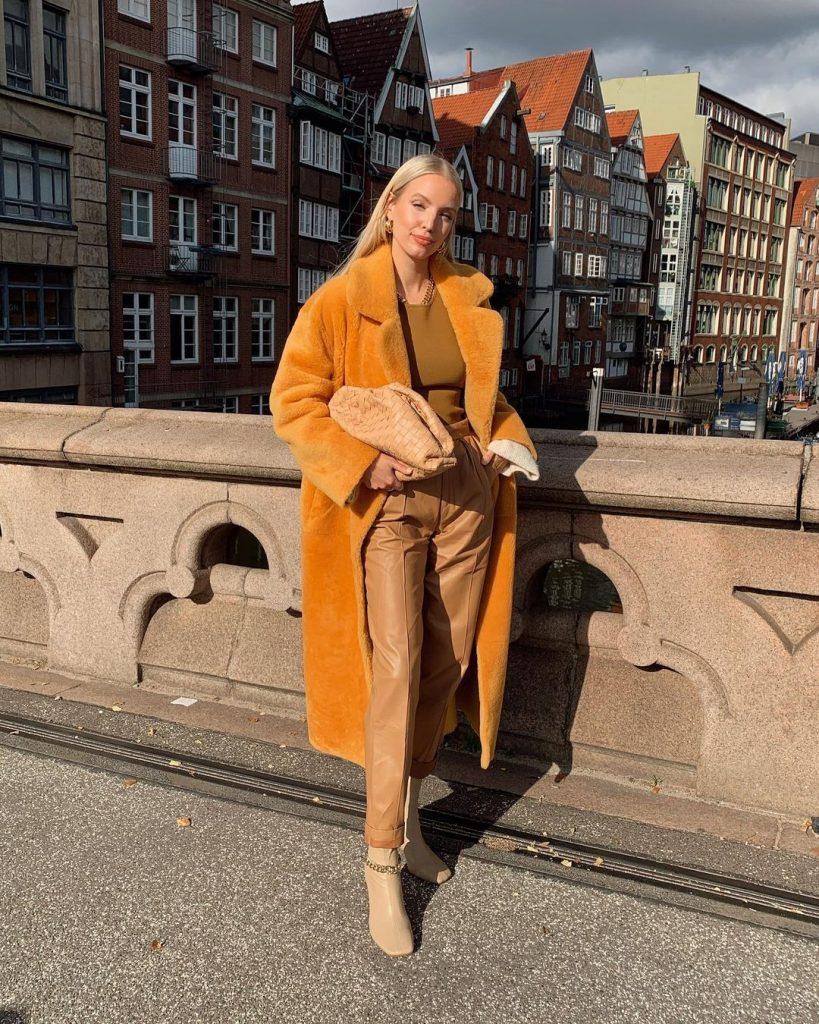 Шесть самых модных цветов зимы-2020/21 по версии модных блоггеров Instagram