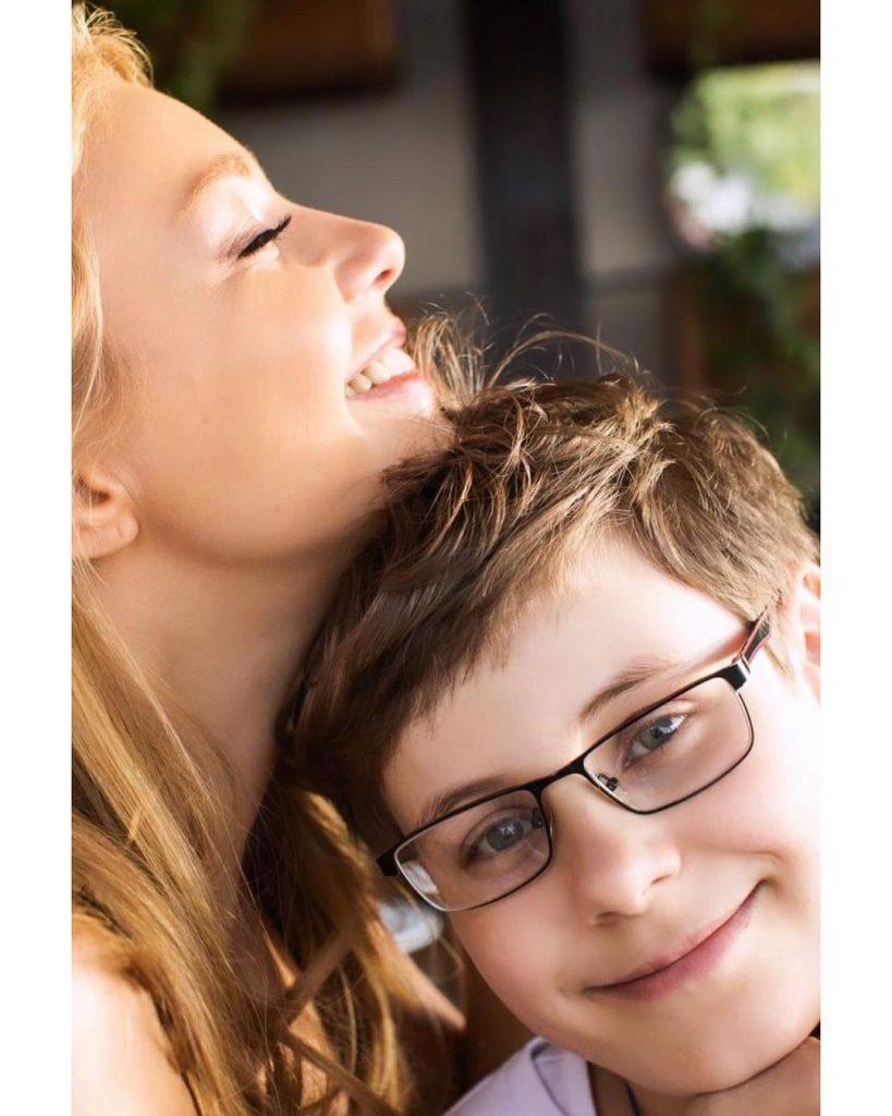 Тина Кароль трогательно поздравила сына с 12-летием