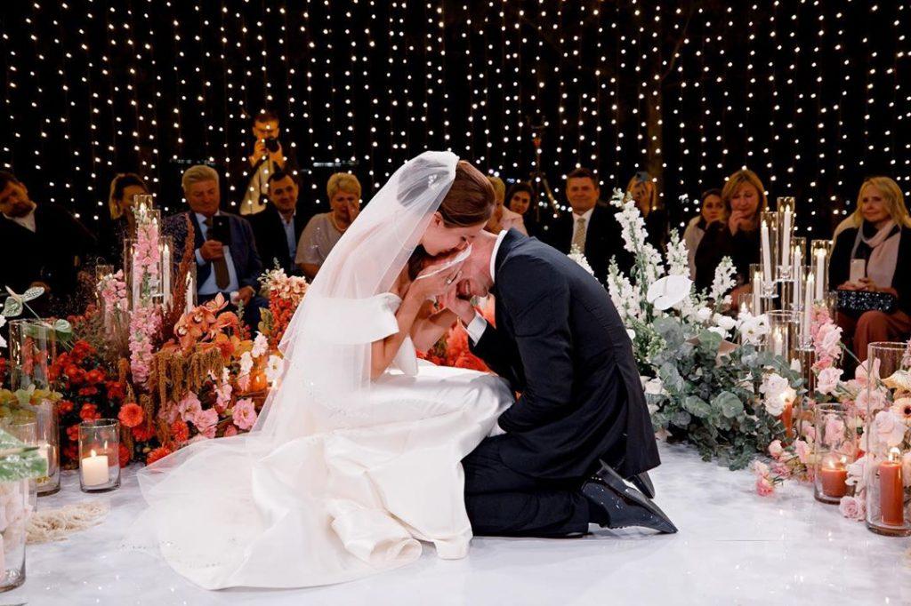 Владимир Остапчук рассказал, почему расплакался на своей свадьбе