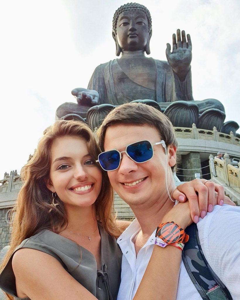 Александра Кучеренко отпраздновала свой день рождения