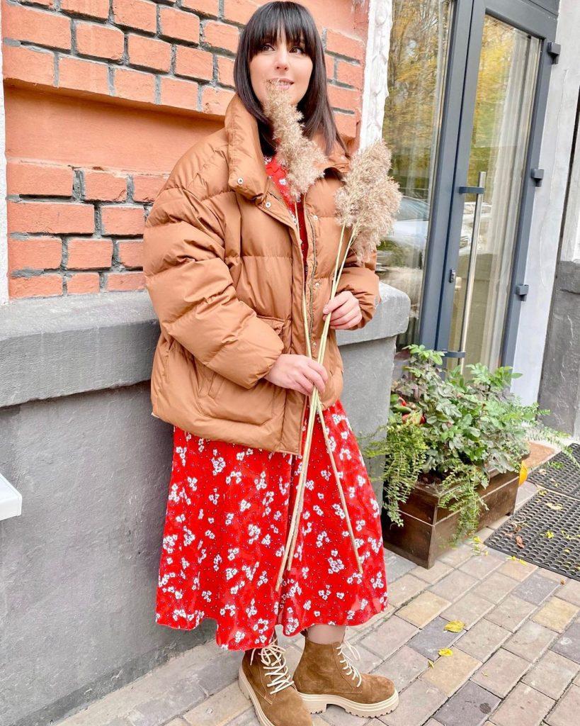 Джамала показала образ в самом модном пуховике этой зимы