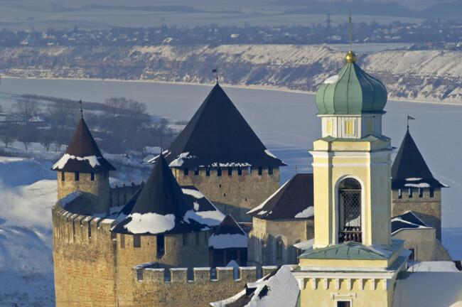 почему стоит посетить Хотинскую крепость – одно из чудес Украины