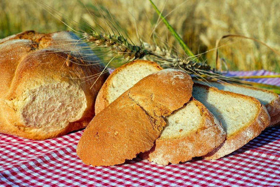 рецепт простого и ароматного хлеба в духовке
