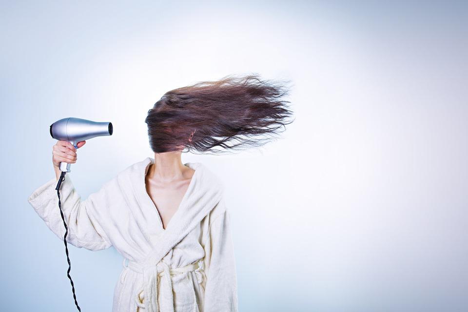 пять правил зимнего ухода за волосами