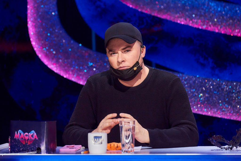 Андрей Данилко признался, что из-за шоу «Маска» ему может потребоваться помощь медиков