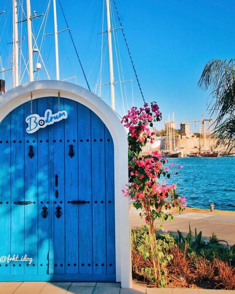 5 причин посетить турецкий Бодрум
