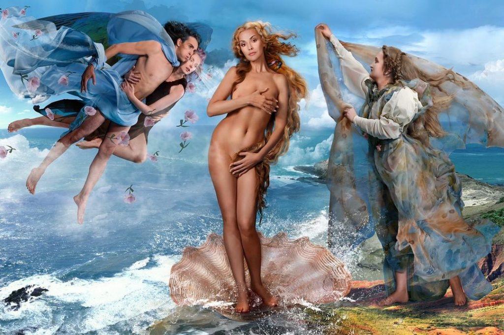 Ольга Сумская снялась полностью обнаженной, но ее поклонникам это не понравилось