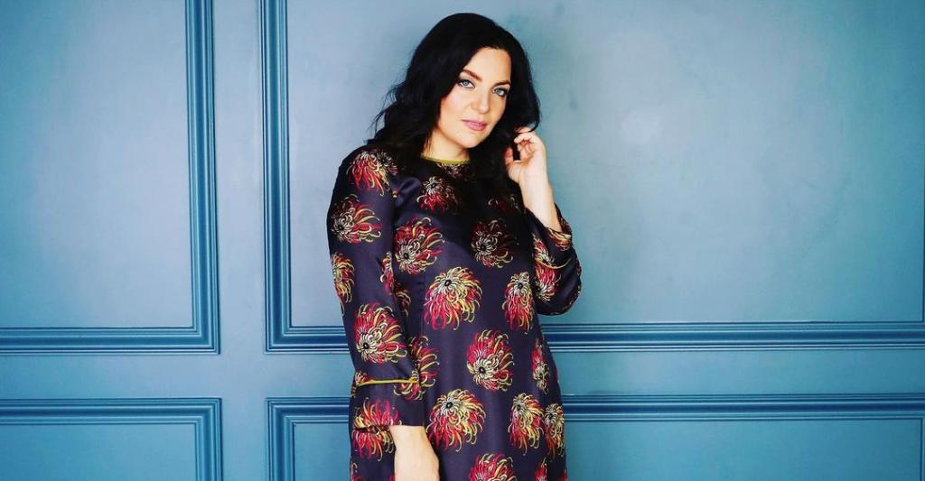 Наталья Холоденко очаровала поклонников, примерив платье в восточном стиле