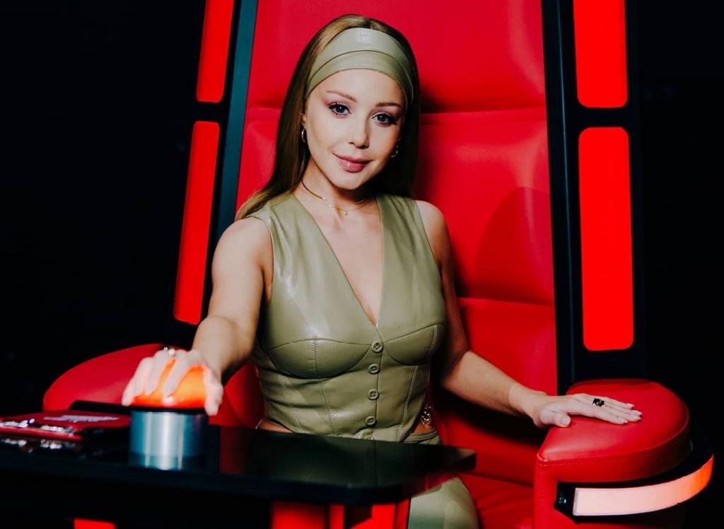 Тина Кароль ушла из шоу «Голос країни»