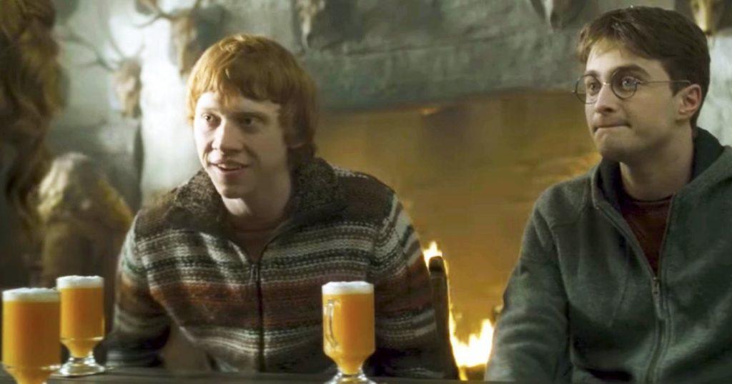готовим сливочное пиво из фильма о Гарри Поттере