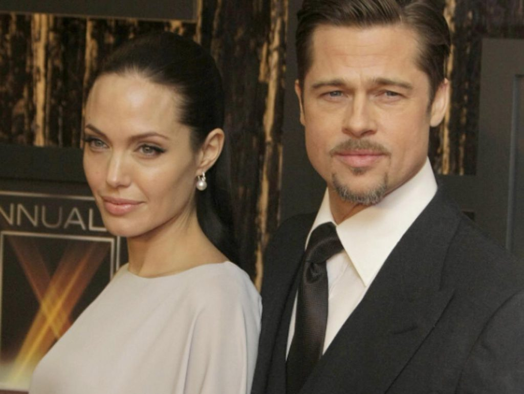 Анджелина Джоли проиграла Брэду Питту по делу об опеке над детьми