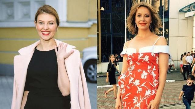Елена Кравец рассказала о взаимоотношениях с Еленой Зеленской