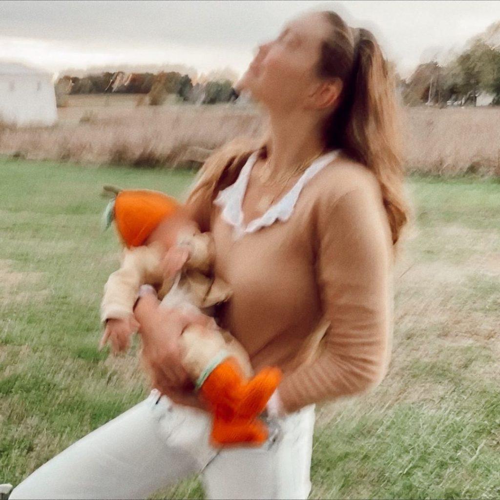 Джиджи Хадид показала снимки с 7-месячной дочкой