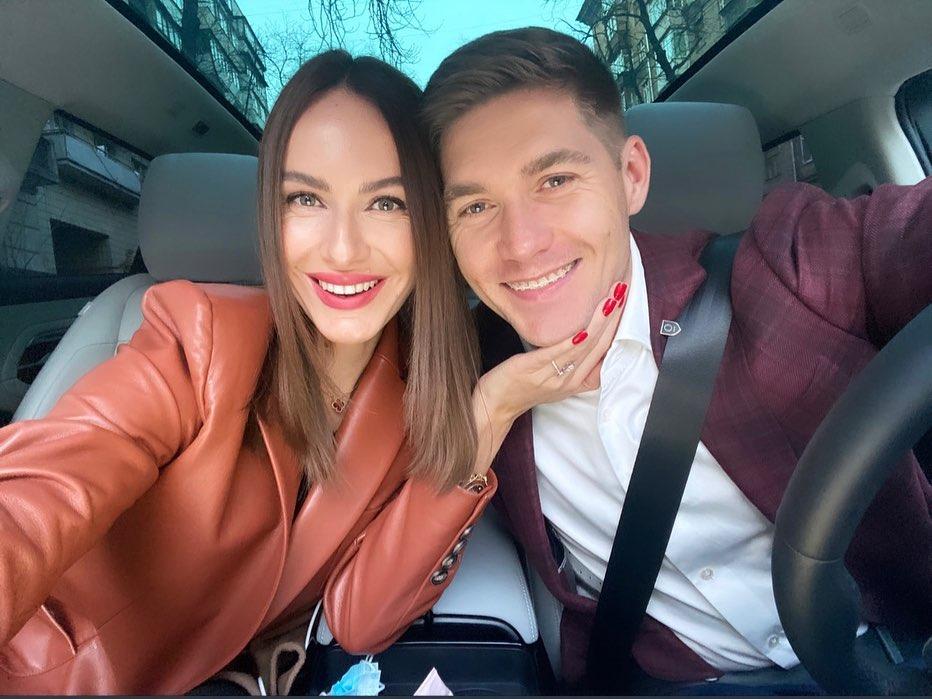 жена Владимира Остапчука призналась, что они серьезно думают о появлении совместных детей