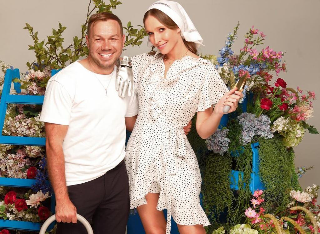 Катя Осадчая и Андре Тан запускают совместную коллекцию одежды