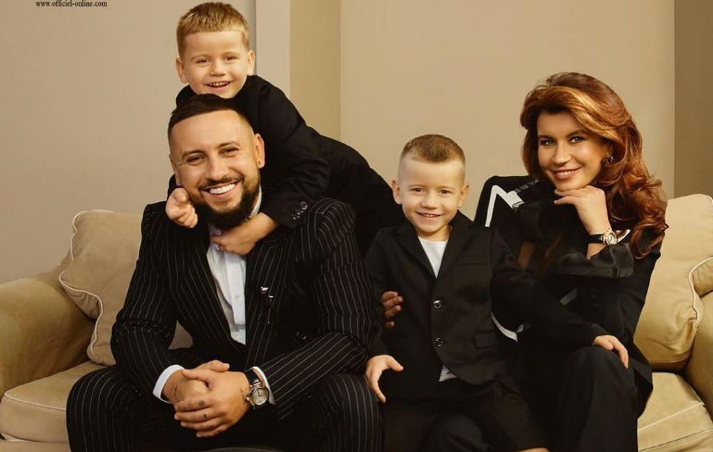 Ирина Монатик показала забавное видео со своими детьми