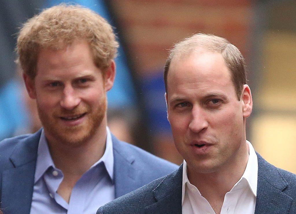 принцы Уильям и Гарри обвинили BBC в гибели принцессы Дианы