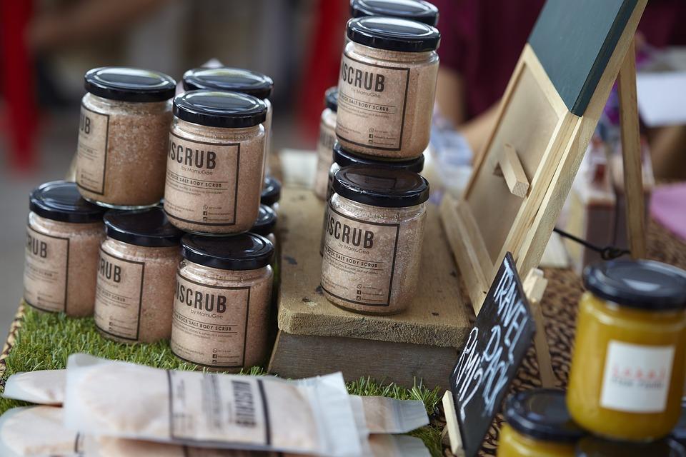 как приготовить солевой скраб для тела