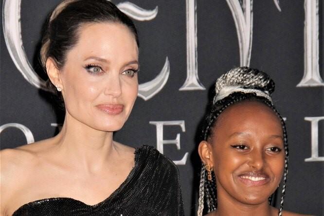 Дочка Анджелины Джоли перенесла операцию