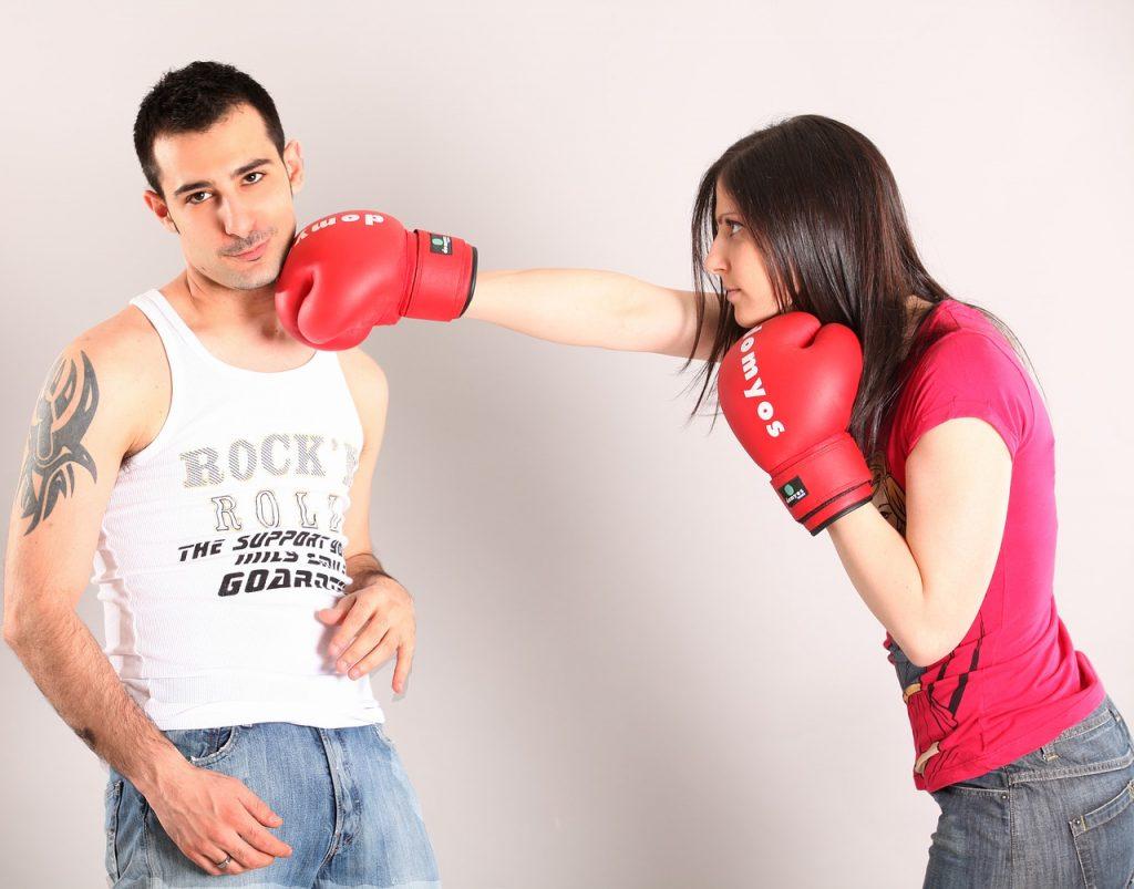 Как перестать ссориться с любимым человеком