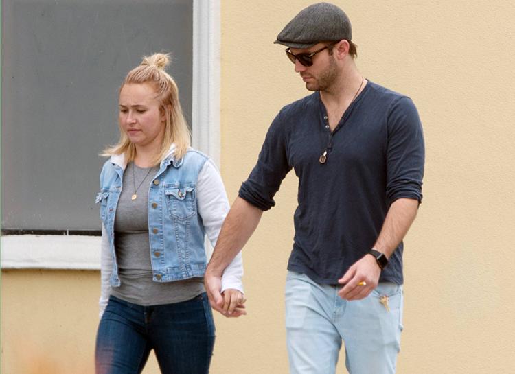 бывшая Владимира Кличко вернулась к бойфренду-абьюзеру, который отсидел за ее избиение