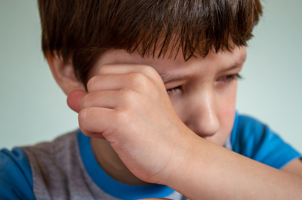 три фразы, которые помогут успокоить плач ребенка