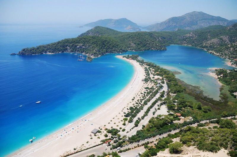 Обзор морей Турции