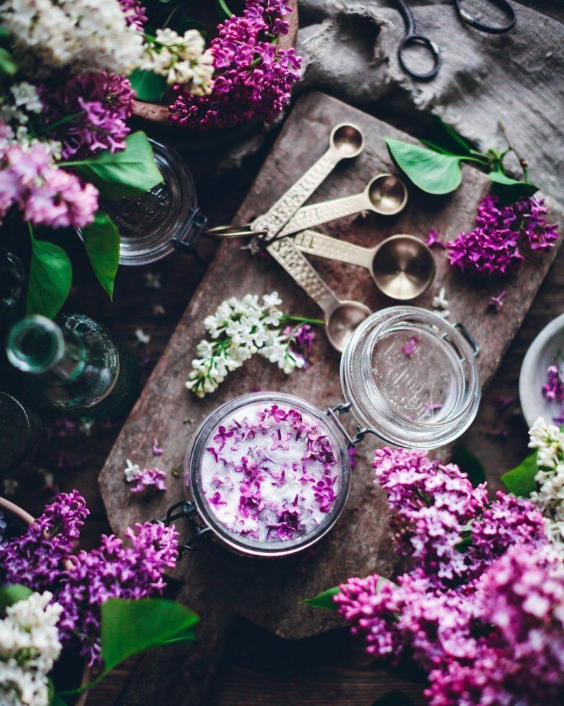 Как и зачем добавлять цветы в еду?