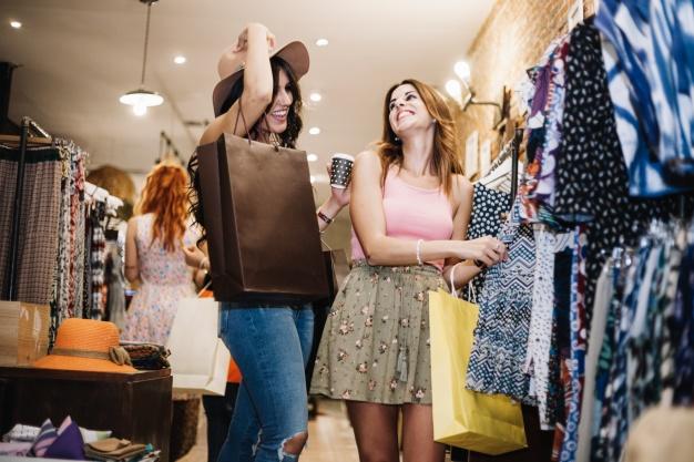 Несколько правил экономного и удачного шопинга в секонд-хенде
