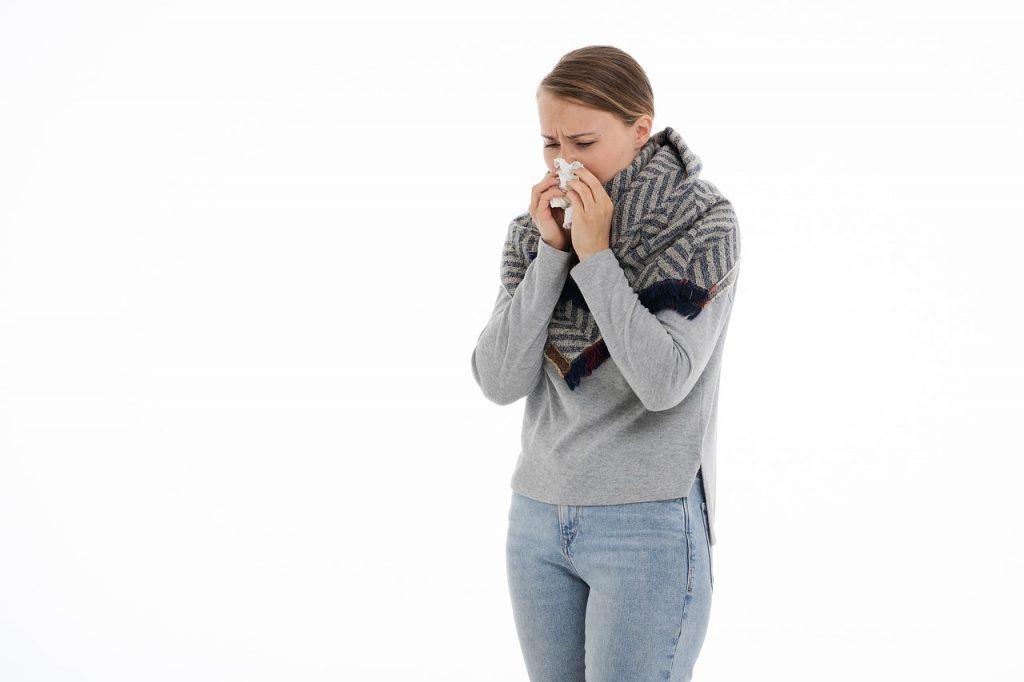 Как уберечь глаза при простудных заболеваниях
