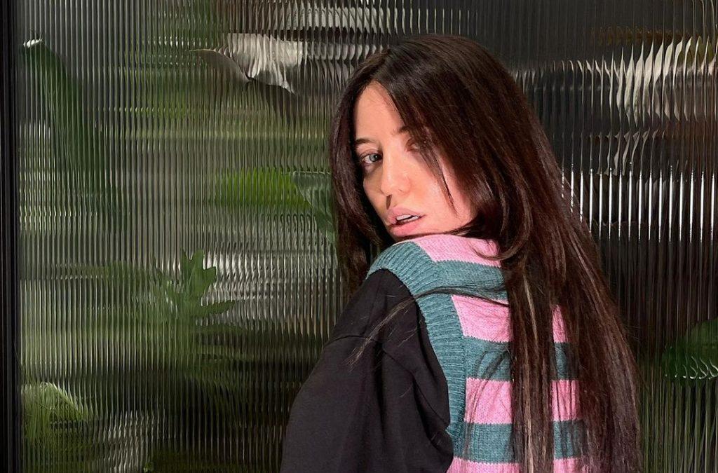 Надя Дорофеева показала шрам на груди