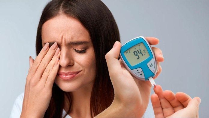 Диабет второго типа можно определить по глазам